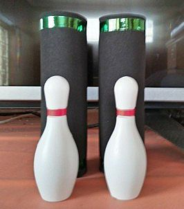 Baffling Bowling Pins - Mini (With DVD)
