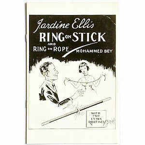 Ring on Stick and Ring on Rope by Ellis/Bey