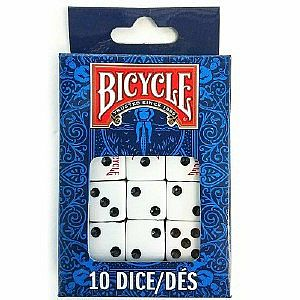 Bicycle Dice (1 pc)